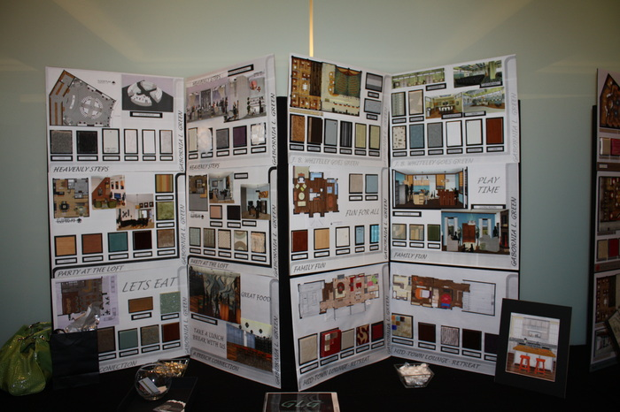 2010 ASID Showrise: HCC Designs A Kitchen!
